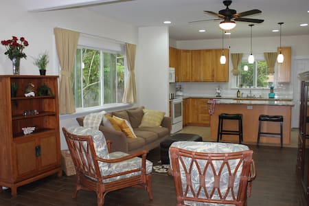 Beautiful New Home in Peaceful Laie - Laie - House