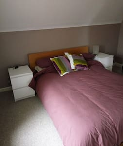 Peaceful, countryside room in Village - Suffolk - Rumah