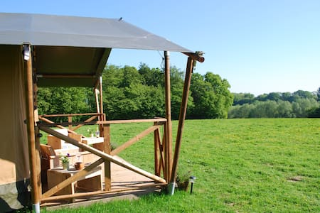 Swallows Oast Glamping - Battle - Tenda