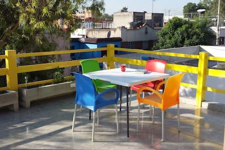 Residencia Lindavista - Mexiko-Stadt - Bed & Breakfast