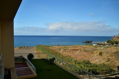 Funchal, Praia Formosa, with ocean view. - Funchal