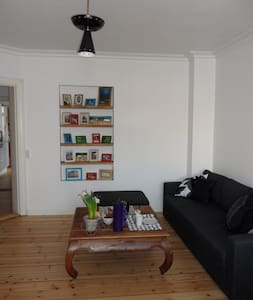 Cosy renovated flat near the habour - København