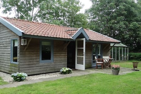 Quiet and cosy near the Rhine/Rijn - Chalet