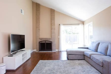Great home in SF Bay Area (room 3) - Rodeo - Haus