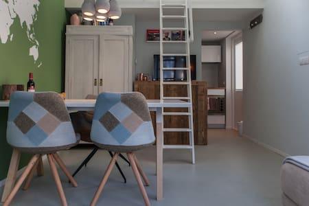 Studio near centrum + bikes to rent - Haus