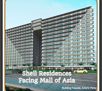 Close to Mall of Asia&Airports. - Pasay City - Condominium