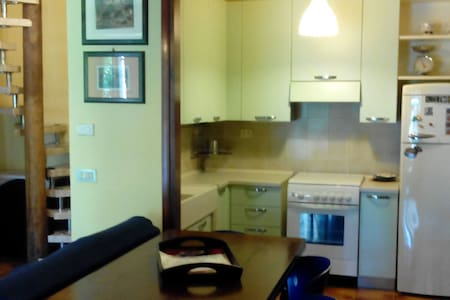 Il Caminetto Appartamento - Pastrengo - Lägenhet