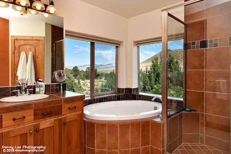 My Southwest Utah Getaway: Comfort, Luxury, Views! - Dammeron Valley - Hus