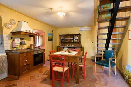 """Il Ghianderino""3 sleeps apartment - Appartement"