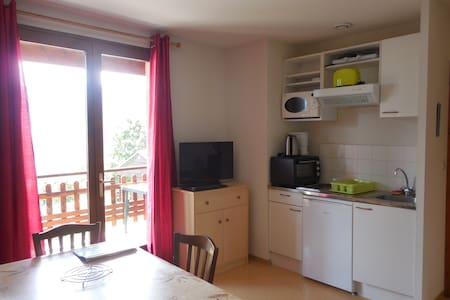 appartement 4 personnes Ignaux - Ax les Thermes - Ignaux - Wohnung