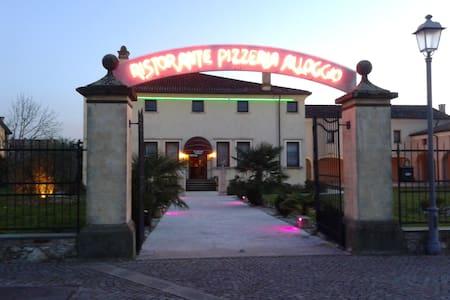 Alloggio Villa Corte Priuli,OK x Padova e Vicenza - Villa
