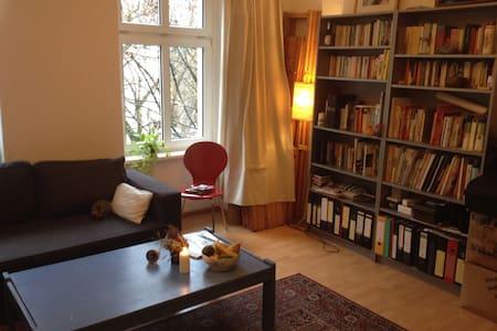 2 room, cosy flat, in the heart of Kreuzberg-Görli - Berlin - Wohnung