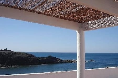 Seefront apartment, free wifi - El Cotillo - Wohnung