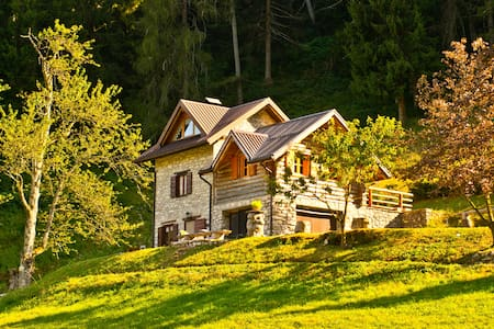CHALET SURROUNDED BY PURE NATURE - Enego - Chalet