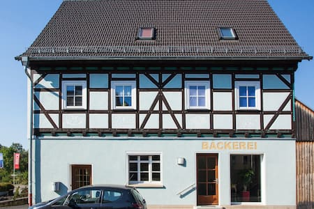Stylish top floor apartment in the bakery - Fulda
