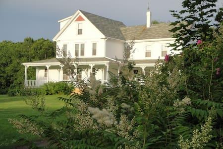 Historic Hillcrest Farm - Ház