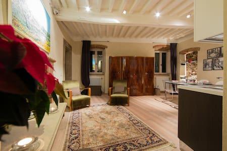 Appartamento centro storico Cortona - Cortona - Leilighet