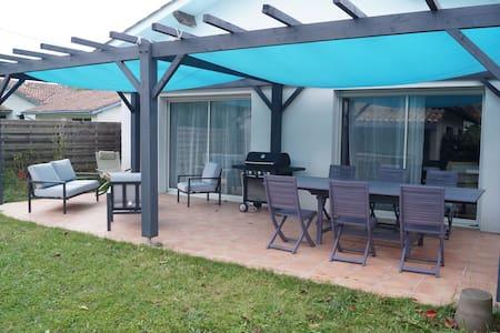 Maison spacieuse Idéale pour familles - Salles - Rumah