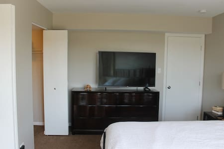 Cozy B/room W/PBath (Long term guest welcome!) - Oak Lawn - Condominio