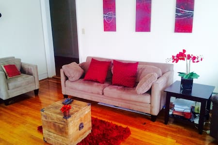 25 minutes to New York City - Jersey City - Apartment