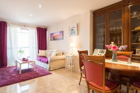 MARIA ZAMBRANO STATION-BEACH 19€ - Apartamento
