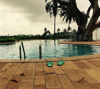 Riviera Sapphire,  Goa - Lägenhet