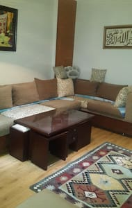 Cozy Fully Furnished Apartment in New Cairo - Appartement