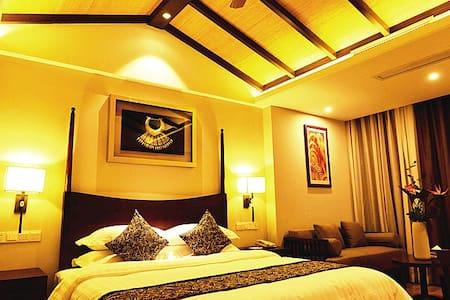 东南亚度假风格装修、个性、休闲 - Wohnung