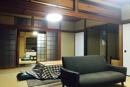 Miyanoura house (flooring room) - House