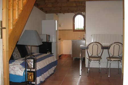 Studio dans villa indépendant sécurisé - Wohnung