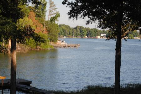 Lake Murray House with Great View - Prosperity - Haus