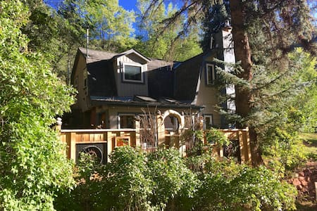 Historic Mountain Cottage - Glenwood Springs - House