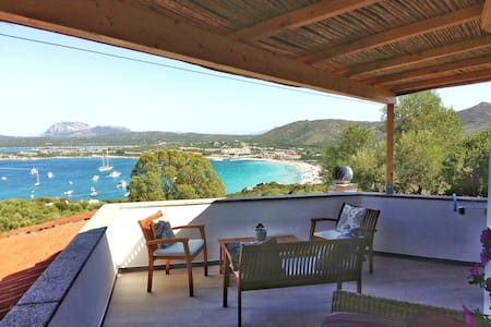 Suite Deluxe with seaview on the beach - Marinella - Villa