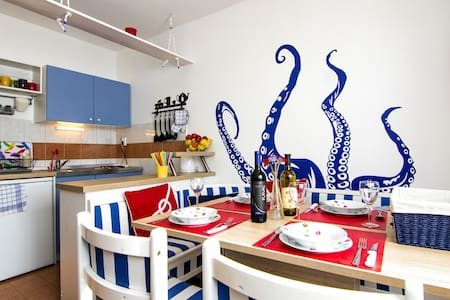 Lovely apartment by the sea - Galun - Apartment