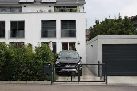 Town House mit Garten - Singen (Hohentwiel) - Rumah bandar