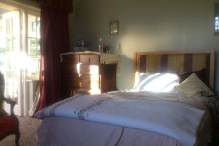 Double & double beds - Bed & Breakfast