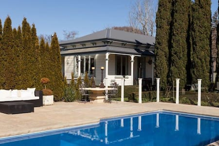 Gorgeous Country Villa with Pool - Greytown