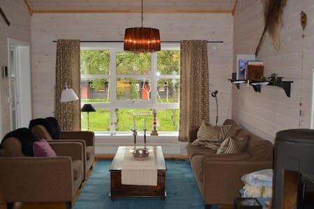 Tyin-Filefjell: Big, modern apartment (ski in/out) - Apartment
