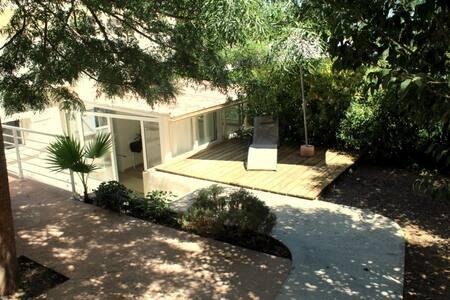 Appartement-villa vue mer Cap-Corse - Apartament