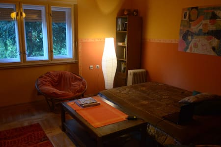 Quiet room in a city - Subotica
