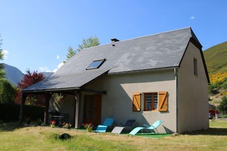 jolie maison en vallée d'Aure classée 4 **** - Maison