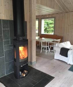Litet hus i Örån - Östersund NÖ