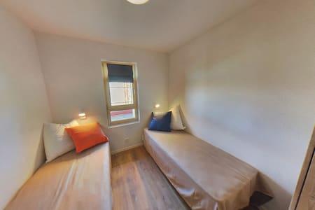 Appartement 2P4 Neuf La Tzoumaz-Verbier - Riddes - Leilighet