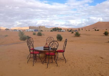 auberge la rose de sable - Bed & Breakfast