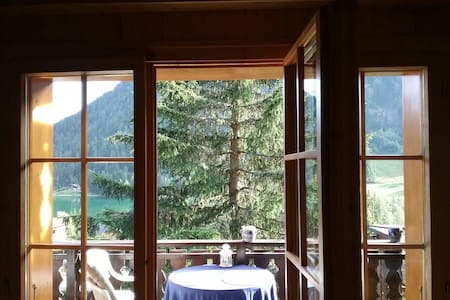 Champex-Lac, 1 room in mountain cottage/chalet - Chalet