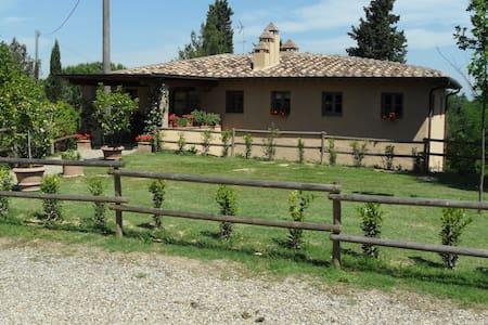Villa Cantina- In the Heart of Chianti Country - Sciano