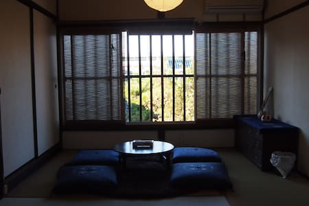 100years old Machiya near KIX roomB - Maison