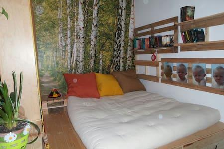 Ampia stanza con letto matrimoniale - gols - Apartment