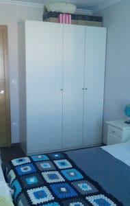 Habitación con baño completo - Burela - Apartment