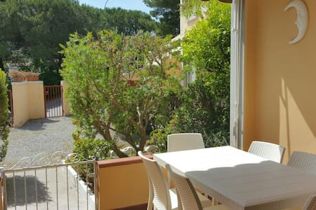 Gracious apartment just 5 min. to the white beach! - Portoferraio - Apartment